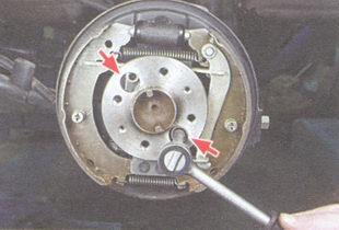 Тормозной барабан ваз 2107
