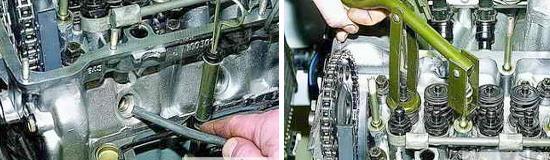 Замена маслосъемных колпачков Нива 2121 и 2131