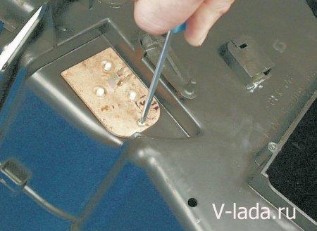 Замена печки ВАЗ 2113