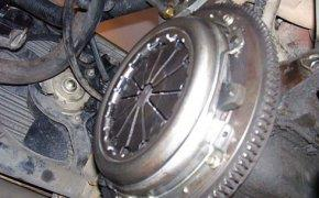 Быстрая замена сцепления на ВАЗ 2115