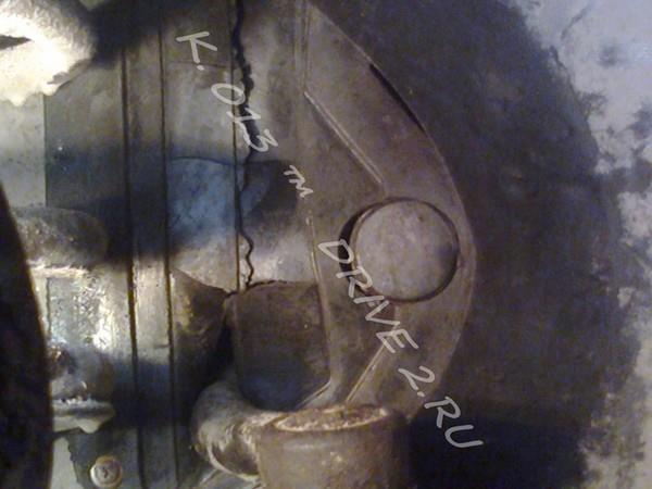 Замена пыльников рулевых тяг и ВАЗ 2115