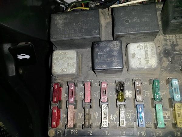 Замена мотора печки ВАЗ 2110