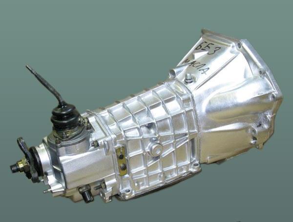 Фото коробки передач ВАЗ 2107
