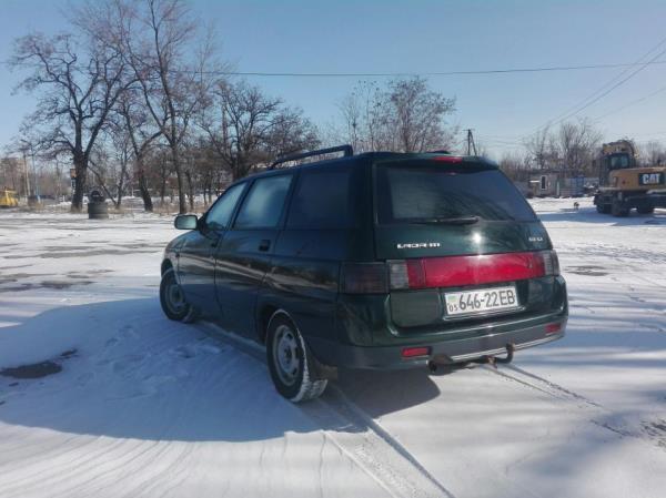 ВАЗ 21111 коробка передач
