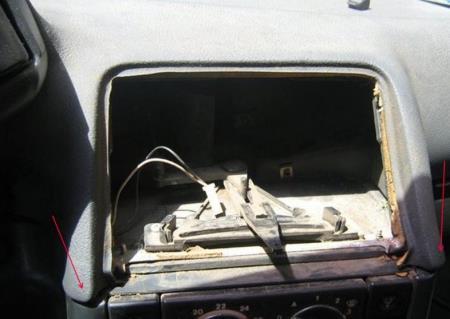 Ремонт «приборки» ВАЗ 2110