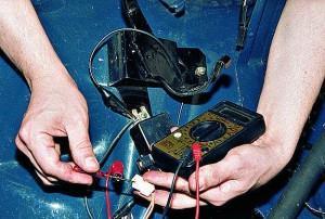Фото проверки регулятора напряжения, autoprospect.ru