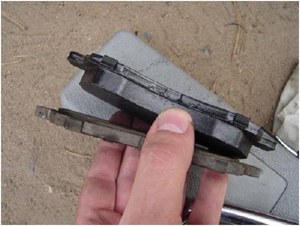 Подбор передних тормозных колодок на Лада Веста