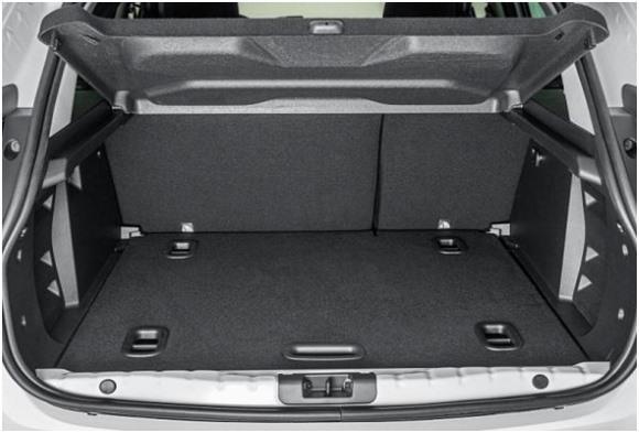 Пол багажника на Лада Икс Рей