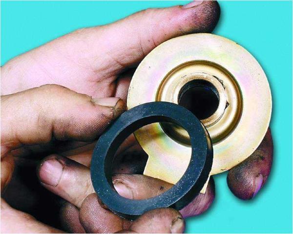 Уплотнительное кольцо опоры вала привода стартера Лада Гранта (ВАЗ 2190)