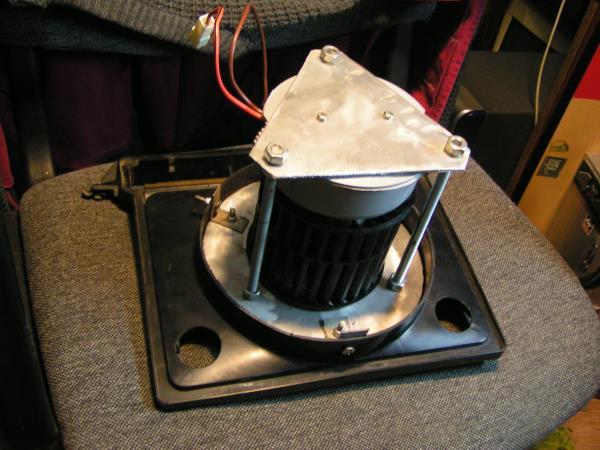 Тюнинг жигули классика мотор вентилятора печки