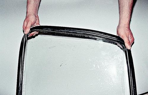 Установка уплотнителя.Замена лобового стекла