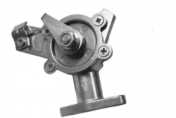 Керамический кран отопителя