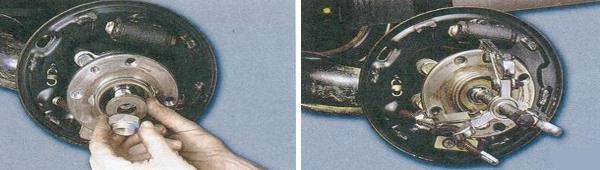 Подшипник ступицы заднего колеса Ваз 2170