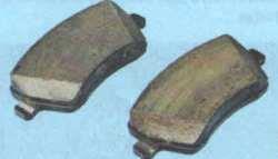 Замена передних тормозных колодок Лада Ларгус