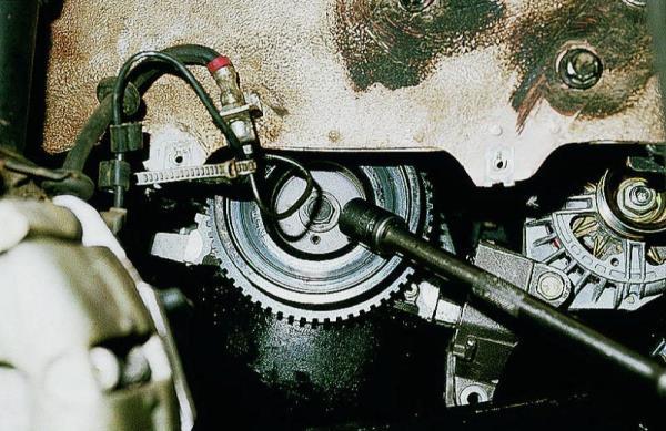 Шкив генератора