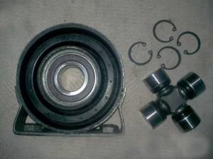 Замена крестовины карданного вала автомобиля ВАЗ-2107