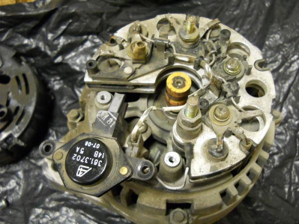 Ваз 2114 ремонт генератора