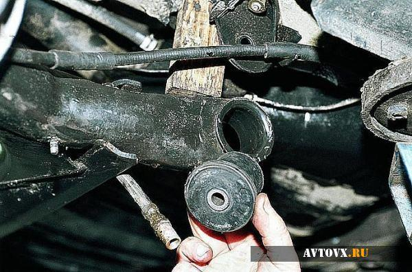 Сайлентблок задней балки ВАЗ 2110