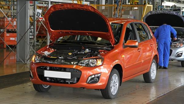 В октябре АвтоВАЗ испытает новый двигатель с турбонаддувом ВАЗ-11192