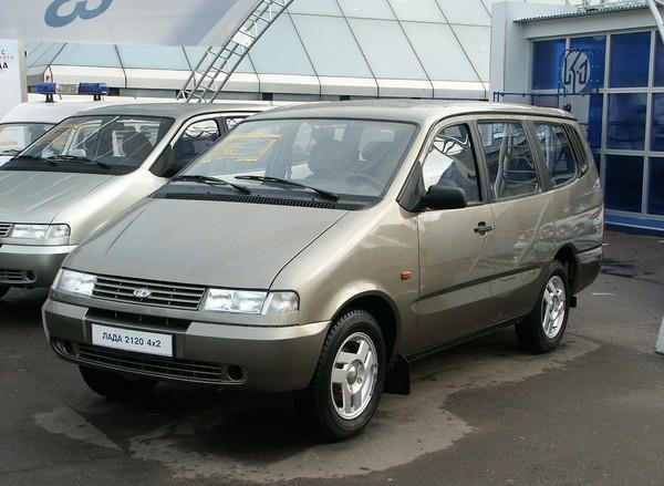 ВАЗ-2120 «Надежда» (Lada-2120) - семиместный минивэн
