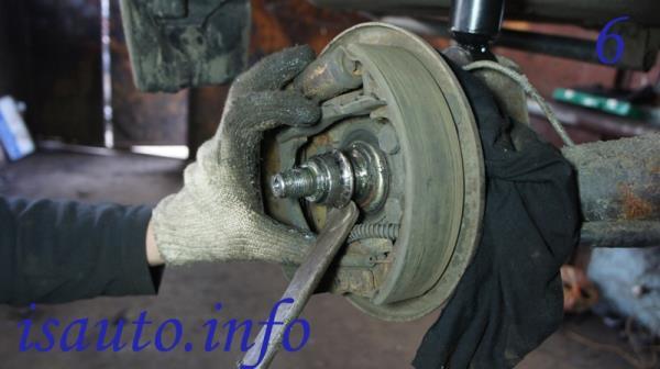 Замена подшипник ступицы ваз 2110 своими руками - Как проверить опорный подшипник стойки своими руками