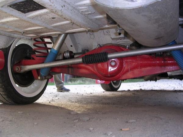 Передняя пружина ВАЗ 2104 размеры