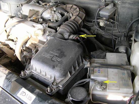 Как заменить сцепление ВАЗ 2110 без снятия коробки своими руками
