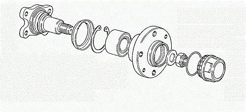 Работа тормозной системы автоваз