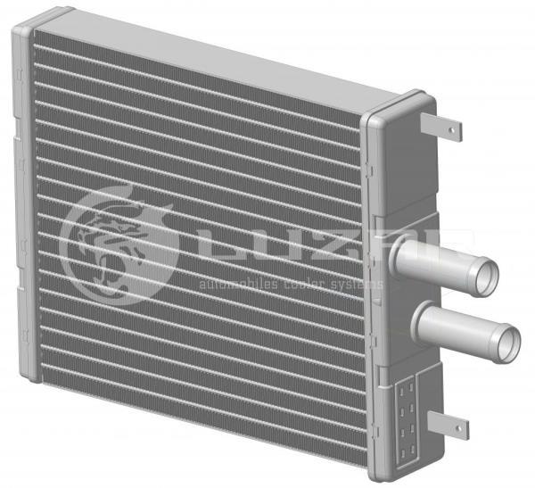 Радиатор ВАЗ 2107 размеры