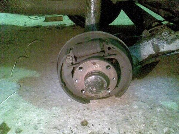 Замена подшипника ступицы заднего колеса ВАЗ 2110, 2111, 2112