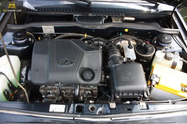 Ремонт двигатель ваз 1111