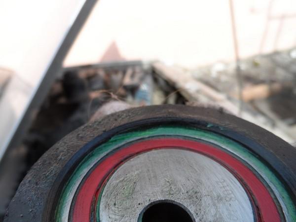 Замена ролика и ремня ГРМ ВАЗ 2109