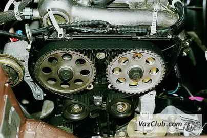 риска на маховике двигателя ваз 2112
