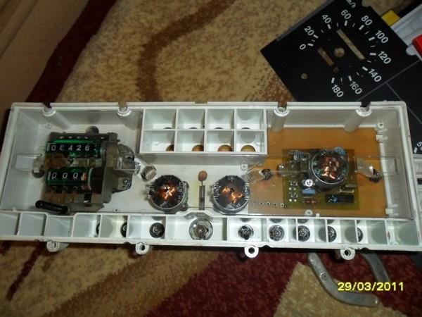 Изготовление LED панели в Ниву своими руками