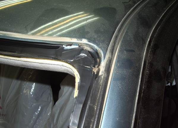 замена лобового стекла на ВАЗ 2110