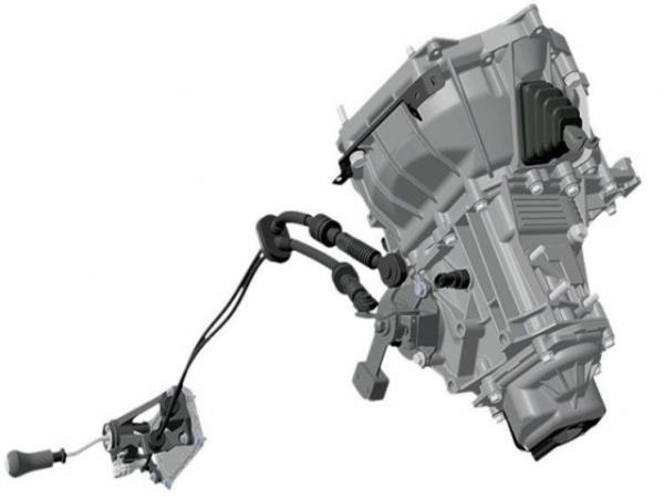 КПП ВАЗ-2181 с тросовым приводом