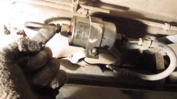 Топливный фильтр под авто