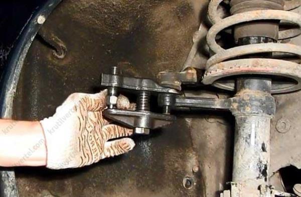 замена масла ВАЗ 2110, коробка передач ВАЗ 2110