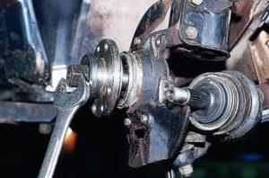 Замена переднего ступичного подшипника ВАЗ-2109