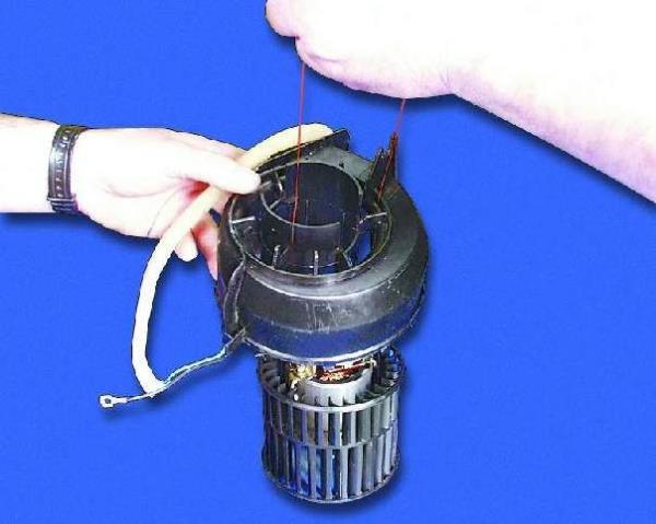 Замена радиатора отопителя ваз 21093