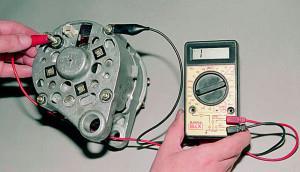 Фото проверки работоспособности генератора ВАЗ 2114, avto-life.com