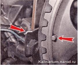 Замена ремня генератора рено симбол 1 4