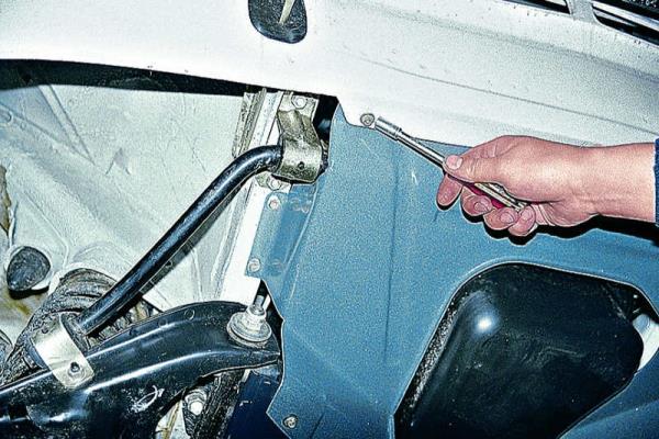Как заменить втулки стабилизатора ваз 2106 - Njkmznnb.ru