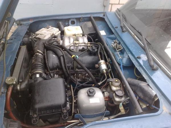 Двигатель ВАЗ 2107 карбюратор б у