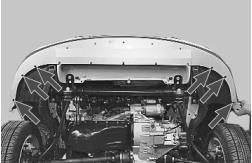 snjatie-zamena-ustanovka-radiatora-sistemy-okhlazhdenija-lada-priora 09