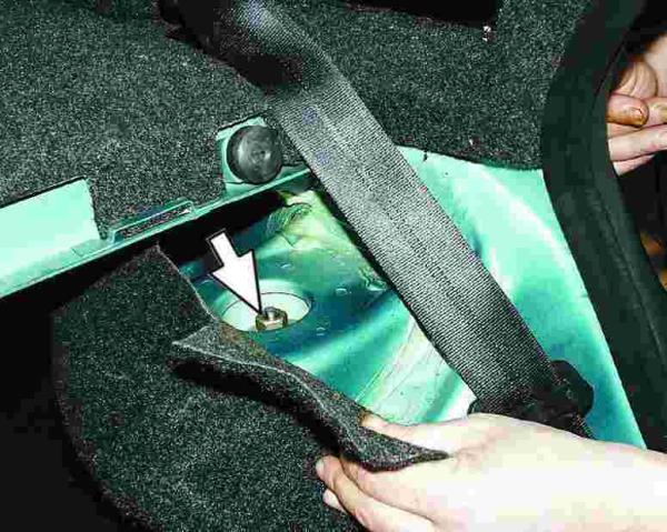 Ваз 2110 как заменить задние амортизаторы - Раум Профи