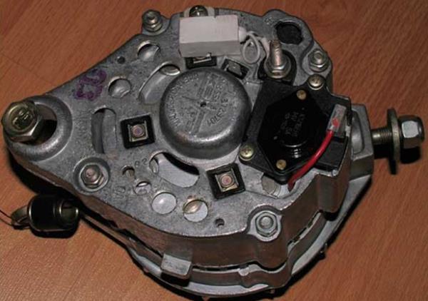 Система подзарядки Ваз-2107