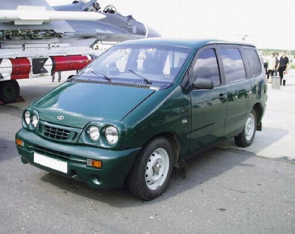Мини-вэн ВАЗ-2120 «Надежда» (1998 г.)