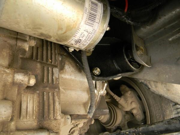 Замена опор /подушек двигателя ВАЗ 2114