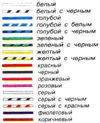 Схема электропроводки ВАЗ 2106, 21061, 21063, 21065 1988-2001 годов